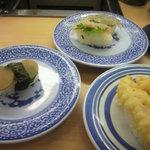 無添くら寿司 - 寿司②(2011.06.18)