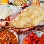 JAY - インド料理のフルコースが頂けます! Bコース 2,500円