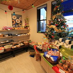 お菓子の店 オカヤス パルティール - 1年中クリスマス