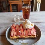 カフェ・サンクチュアリ - 料理写真:毎日来たい!!