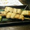 小川の魚 - 料理写真:鰻のひとくち白焼き