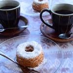 たんぽぽ - ドーナツとコーヒー