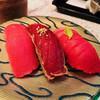 清次郎 - 料理写真:旬のまぐろ三味盛り
