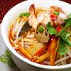 Nirankafe - 料理写真:トムヤムクンスープのヌードル