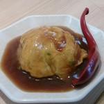 拉麺開花 - 期間限定の天津飯