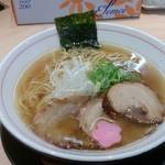 拉麺開花 - 醤油ラーメン