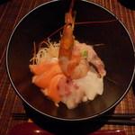 ビストロ ビンゴ - 海鮮丼
