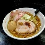 麺屋 義 - *特製義ラーメン(全部のせ)醤油(¥1,080)