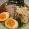 桃李路 - 料理写真:醤油ラーメン+味タマ♪