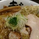 83037171 - 旨塩鶏麺 大盛
