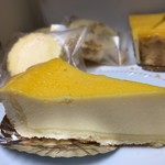 ビルゴ洋菓子店 - チーズケーキ
