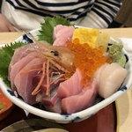 和の膳みや川 - 料理写真:海鮮丼