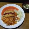 Karukatsuta - 料理写真:トルコライス(とんかつ)@650