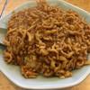 梁山泊 - 料理写真:肉あんかけチャーハン