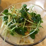 梁山泊 - リャンバン豆腐