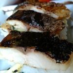 83038125 - 焼鯖寿司です♪