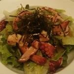 cafe+kitchen BLEKOCHEN  - エビ タコ イカのサラダ