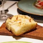 クッチーナ イタリアーナ ガッルーラ - ☆玉葱のフォカッチャ