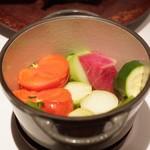 クッチーナ イタリアーナ ガッルーラ - ☆季節のお野菜