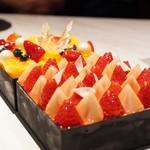 ete - ☆イチゴのケーキ
