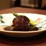 加藤牛肉店 - ■ハンバーグ