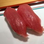 ぶんぶく寿司 - 料理写真:まぐろ