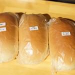 吉田パン - テイクアウトのパン