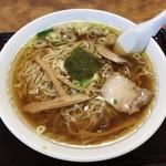 さっぽろ - 料理写真:中華そば600円