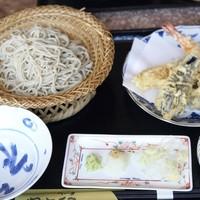 吟八亭 やざ和 - 料理写真:■天せいろ 2000円
