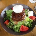 grenier36+Rooftopビアガーデン - ランチ ロコモコ丼