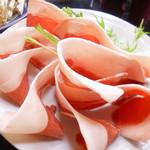 ぼたん鍋処 如月庵 - 猪肉