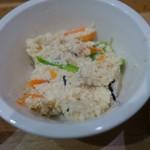 デリ&スムージー リーフグリーンズ - (2018/1月)8種野菜と沖縄島豆腐の白和え