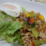 デリ&スムージー リーフグリーンズ - (2018/1月)「18品目野菜のガパオ」