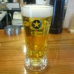 すわやま酒場 - 生ビール