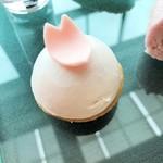 83045951 - 桜餅と苺のヴェリーヌ