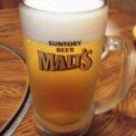 居酒屋るぱん - ビール