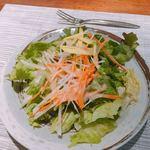 トラットリア要 - サラダ