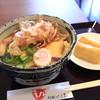 Kishimensemmontenikoma - 料理写真:おあげセット
