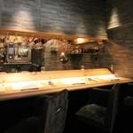 シェフズテーブル リセノワール - シェフの技と思いを五感で楽しむカウンター、「Chef's Table」
