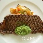 シェミヤチ - ◆牛ロースステーキランチ