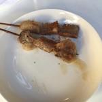 串かつ・どて焼 武田 - 料理写真:どて焼き 80円
