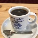 コメダ珈琲店 - ブレンドコーヒー ¥400