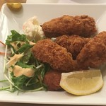 七八 - 牡蠣フライ