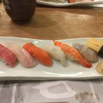 七八 - 握り寿司