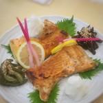 濱正 - 鮭カマ焼き