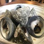 海鮮いづつ - 地元の貝