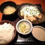 83059338 - 【2018/3】チキン南蛮定食