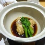 83061923 - 煮物(鯛、鯛白子)