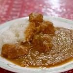 ナマステ - 最後はカレーライス