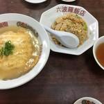 83062378 - 天津飯とチャーハン